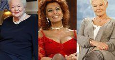 Qual dessas 10 atrizes com mais de 80 é a sua preferida?