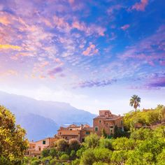 9 Most Beautiful Towns in Mallorca Menorca, Deia Mallorca, Mallorca Island, Beautiful Places To Visit, Great Places, Places To See, Ibiza, Barcelona Hotels, Barcelona Travel