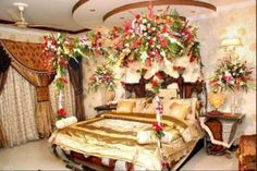 Great 40+ Awesome Wedding Night Room Decoration Ideas  https://oosile.com/40-awesome-wedding-night-room-decoration-ideas-6420