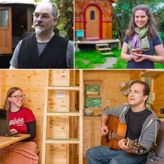 Tiny House Design Workshop --Tiny House Blog by Kent Griswold