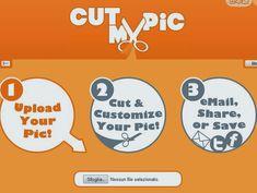 Cut My Pic servizio free online che permette di itagliare velocemente e semplicemente i bordi delle nostre fotografie. Il suo utilizzo e' ...