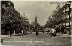 Rotterdam, Van Cittersstraat en Burg. Meineszplein