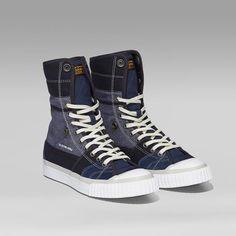 G-Star RAW   Women   Shoes   CAMPUS COURIER LASSER HI