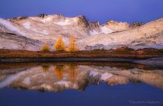 The Realm of the Dragon by Trevor Anderson, via Flickr Dragontail Peak