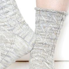 Cherry Swirl Socks | Fleece Artist