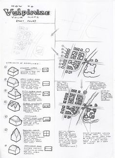 drawing map rpg - Pesquisa Google