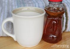 How to make your own #natural cold remedies with essential oils and tea. Just in case