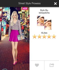 Covet 5 Stars - Street Style Prowess #CovetFashion