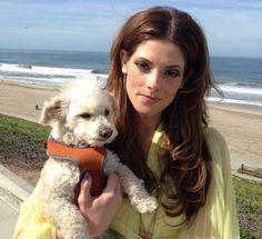"""EternoTwilight : Primeiras Imagens De Ashley Greene No Set De """"Shan..."""