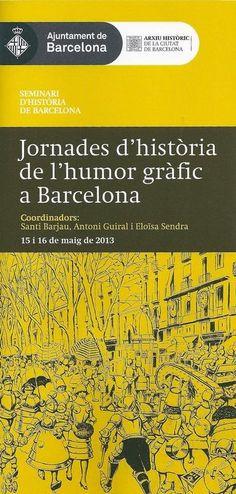 Jornadas de historia del humor gráfico en Barcelona