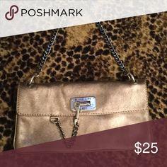 Michael Kors handbag Pale gold with silver hardware Michael Kors Bags Shoulder Bags