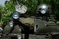 T-55 z bliska