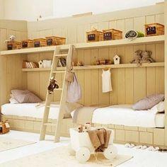 Como decorar e organizar a casa. Blog Tu Organizas.: Dividindo o Quarto