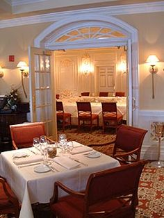 Queens Landing Hotel Restaurant - Tiara dining room. Pacific Coast, Dining Rooms, Hospitality, Ontario, Landing, Places Ive Been, Queens, Restaurants, Commercial