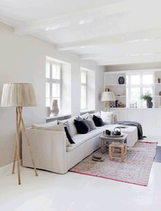 White, Nordic and light
