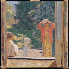 Find the latest shows, biography, and artworks for sale by Pierre Bonnard. Known for painting light-soaked interiors, nudes and still lives, Pierre Bonnard's… Pierre Bonnard, Edouard Vuillard, Henri Matisse, Impressionist Paintings, Landscape Paintings, Figure Painting, Painting & Drawing, Painting Lessons, Paul Gauguin