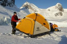Go Camping in Antarctica! Basecamp expedition