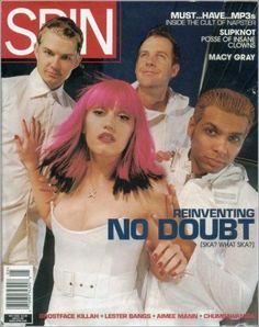 Gwen Stefani 90s, Gwen Stefani No Doubt, Gwen Stefani Style, 90s Grunge Hair, Gwen And Blake, Indie Pop Music, Ghostface Killah, Macy Gray, Celebs