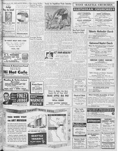 West Seattle Herald Newspaper Archive Seattle  Washington