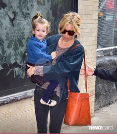 Sienna Miller and daughter Marlowe