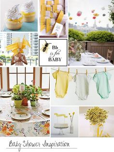 Lots of ideas - geared towards a baby shower, but some are pretty general