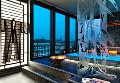 Luxuriöses Boutiquehotel im Herzen Mailands mit Panorama-Spa und Fitnessbereich - inkl. einer kostenlosen Flasche Wein