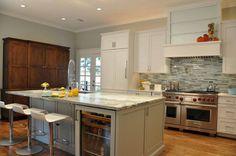 Small Kitchen Design Layouts With Granite Countertops