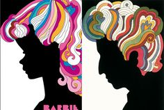 """""""Barbie ma muse"""" by Jocelyne Grivaud"""