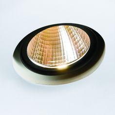 BIRDSEYE Black, inkl. LED 2000lm 24°, 24W, inkl. LED-Konverter nicht dimmbar - Innenleuchten