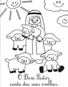 pequenos adoradores do rei jesus desenhos para imprimir e colorir