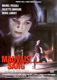 Mauvais sang (Leos Carax, 1986)