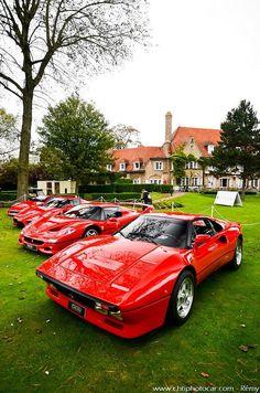 Ferrari 288 GTO, F50, Enzo, F40 - https://www.luxury.guugles.com/ferrari-288-gto-f50-enzo-f40/