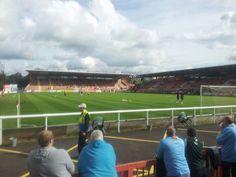 Exeter away 2013/14