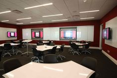 William Jewel College Turns Its Library Into a High-Tech Collaborative Learning Space - HigherEd Tech Decisions