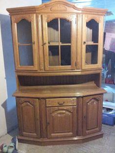 Möbel aufpeppen vorher nachher  Ideenwiese: Meine alte, neue Küche Mein riesen Projekt ist e ...