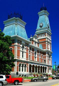 Bartholomew County Courthouse