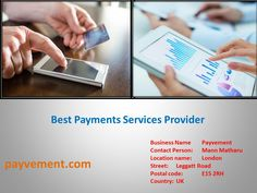 Best Payments Services Provider