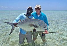 Permit Fish May 16, 2013. The East End of Grand Bahama : via FB King Sailfish Mounts