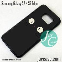 Cute Black Cat Phone Case for Samsung Galaxy S7 & S7 Edge