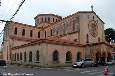 Itapetininga (SP) - Catedral Nossa Senhora dos Prazeres
