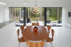 NO. 1,426 -2014. 04. 28 [Erik Andersson] 심플한 디자인의 숲속 스웨덴 주택_villa wallin [주택디자...