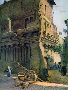 Casa dei Crescenzi - Ettore Roesler Franz