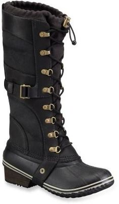 2447dcd9420 Love these sorel boots 😍 sorel conquest Carley boot