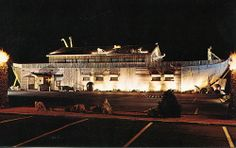 Noah's Ark Restaurant, St. Charles MO....this is long gone, but I remember eating here all the time as a kid.
