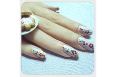 Flower Power #manicure