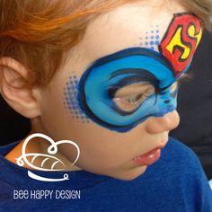 A Superman mask - ca