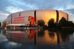University of Phoenix Stadium  Glendale, Arizona
