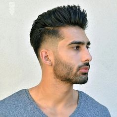 edwardstylesyou_and dry pompadour hairstyle