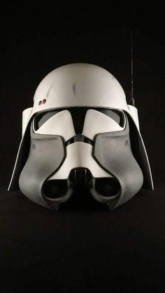 Star Wars Helmet, Star Wars Clone Wars, Star Wars Art, Guerra Dos Clones, Republic Commando, Mandalorian Cosplay, Star Wars Painting, Star Wars Prints, Star Wars Concept Art