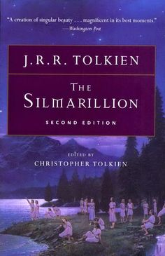 A                                                                                    book about the beginnings of Middle Earth
